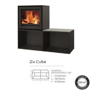 Versatile 2x Cube