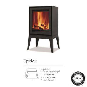 Versatile H Spider