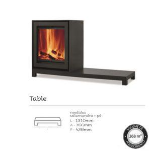 Versatile H Table