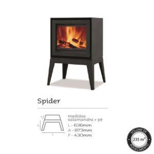 Versatile Spider