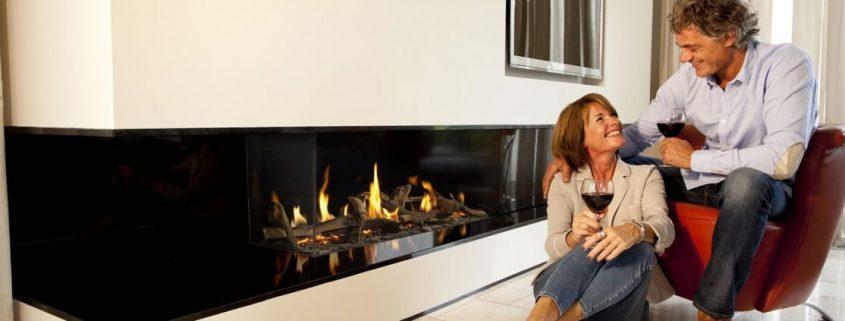 Saiba aqui 3 benefícios de ter uma lareira em casa